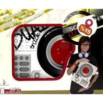 Juguete Para Niños Scratch Dj Mixer Mezcladora Entrada Mp3