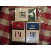 L & M - 3 Box 20 - Comun - Light - Mentol