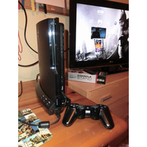 Ps3 Base Vertical Usb/sd Transmisi Datos+cooler+luz+cargador