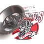 Corona Bendix Yamaha Xt 250 Raptor 250 5xt155150000grdmotos
