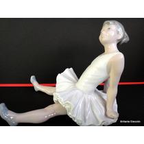 Bailarina Peresosa Porcelana Nao By Lladro - Spain
