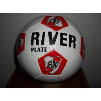 Pelota River Futbol Nº 5 Equipos Escudos Excelente