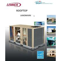 Rooftop De 25 Tr F/c Gas Lennox C/r410a