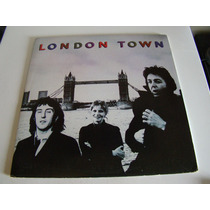 Paul Mc Cartney Wings London Town Lp Usa Vinilo Excelente