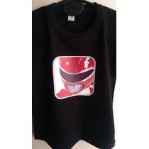 Buzos Y Remeras De Los Power Rangers !