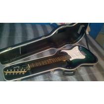 Guitarra Con Estuche Rigido