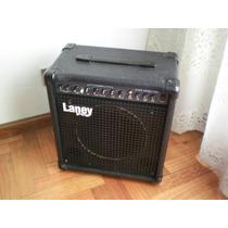 Equipo De Bajo Laney Hcm 30b Harcore Max Tomo Instrumentos