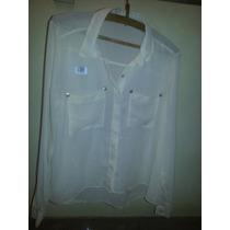 Camisa Simil Gasa, Útlima Moda!! En Microcentro