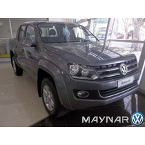 Vw Amarok 2.0 Tdi Highline Pack 4x2 180cv Okm 2014