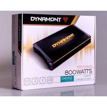 Potencia Auto Dynamont 800w