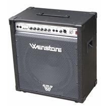 Equipo Amplificador Bajo Wenstone Be1200 Combo 120 Watts