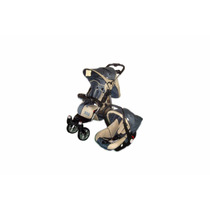 Cochecito Travel System Jogger Dencar 3415st Mickey Mouse