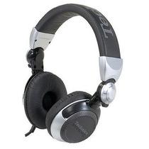 Technics Rp-djs1205 Auriculares Prof Dj / Made In Japón 1200