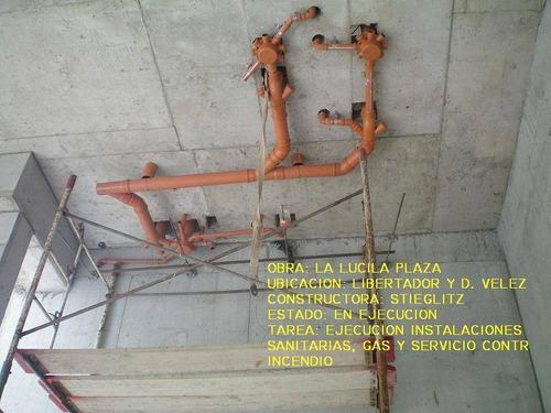 Plomeria Instalaciones Sanitarias Y Gas Null Jdnyj