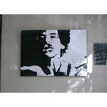 Cuadros Charly Garcia - Retratos Rock Nacional