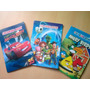 Libro Colorear + Stickers Spiderman Cars Violetta Kitty