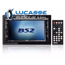 Estereo Dvd B52 Doble Din Pantalla Tactil Usb Sd Bluetooth