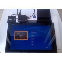 Tablet Sony Xperia Z2 16gb Con Soporte Magnético. Como Nueva