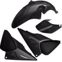 Kit Plasticos Honda Cb1 125 Negro Motos Miguel