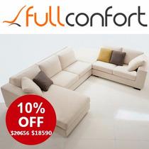 Sillon Sofa Esquinero Premium Versatil Living Rinconero