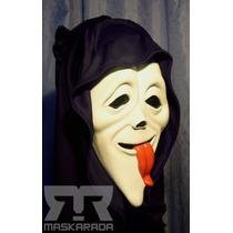 Máscaras De Látex Scream Scarry Movie Disfraz Halloween