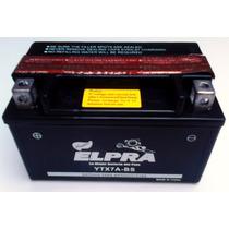 Bateria Moto Ytx7a-bs 12x7 Ah Origen China