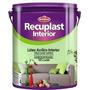 Recuplast Interior Superlavable Premium Biopruf 20 Lt-pincel