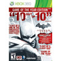 Batman Arkham City Goty Xbox 360 Ntsc Nuevo Sellado Original