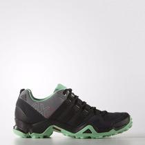 Zapatillas Adidas Mujer Ax2 Negro/verde/gris
