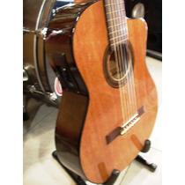 Guitarra Romantica Nstd C Ecualizador Glpmusic