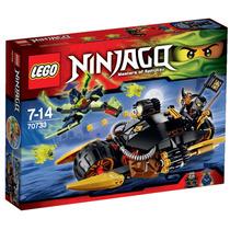 Lego Ninjago 70733 Blaster Bike - Original - Mundo Manias
