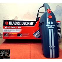 Aspiradora 12v Black&decker Av1250la