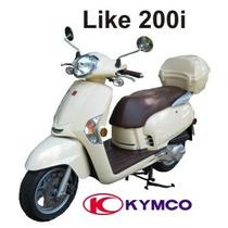 Kymco Like 200i 0km Expo Moto V