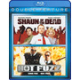 Blu-ray Shaun Of The Dead Muertos De Risa + Hot Fuzz