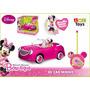 Minnie Mouse Club House Auto Radio Control Remoto Original