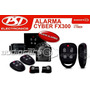 Combo Alarma Pst Fx300 Volumetrica + Cierre Universal S/inst