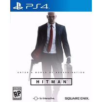 Hitman Ps4 Digital The Full Experien Tu Usuario Maximo Games