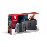 Nintendo Switch Neon Blue Y Neon Gris 32gb  En Caja + Zelda