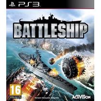 Battleship Ps3 Original Nuevo