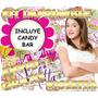 Super Kit Imprimible Violetta - Editable - Envio Gratis