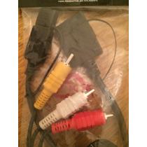 Cable P/ Iphone Auto Estereo Interface Rca + Usb. Usa/japón