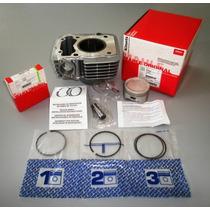 Kit Cilindro + Piston Honda Cg 150 Titan / Nxr 150