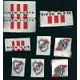 River Plate Etiquetas Decada Del 90 Lote X 100 Unid