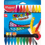 Oleo Pastel Maped Oil Pastel Color´peps X 24 Colores