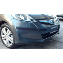 Honda Fit 2013/14 Protector De Paragolpes Moldura C Sensores