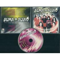 Alma De Acero Colo Music Cd Cumbia Nuevo Original