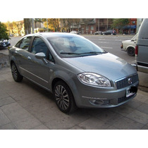 Fiat Linea Absolute 4p 2010 Dualogic Car Group Sa