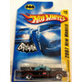 Hot Wheels Batman 1966 Tv Series Batmobile Batimovil A. West