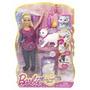 Barbie!! Entrenando Con Su Gatita!! Original!! Nuevo!!