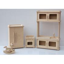 Muebles Altisima Calidad Y Terminación - Kit Cocina + Regalo